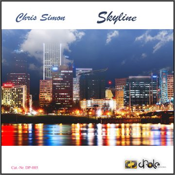 Chris Simon – Skyline EP is available for pre-order exclusively via Traxsource!